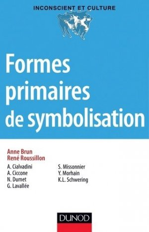 Formes primaires de la symbolisation - dunod - 9782100716685 -