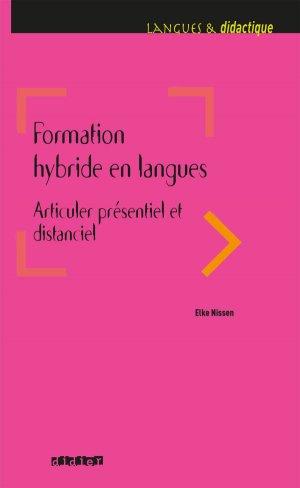 Formation hybride en langues - Didier - 9782278094004 -