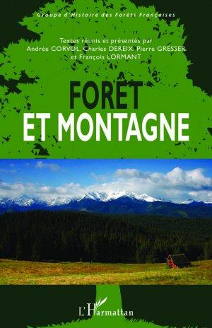 Forêt et montagne - l'harmattan - 9782343055237 -