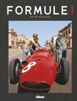 Formule 1 - Glénat - 9782344044988 -