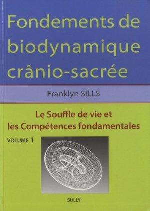 Fondements de biodynamique crânio-sacrée - sully - 9782354322403 -