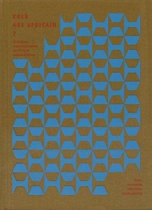 Folk art africain. Créations contemporaines en Afrique subsaharienne, avec 1 CD audio - Editions Confluences - 9782355271823 -