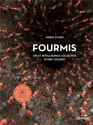 Fourmis - ulmer - 9782379221361 -