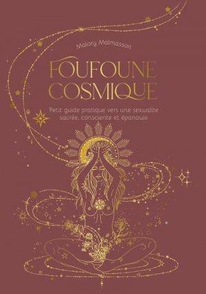 Foufoune cosmique - massot - 9782380352467 -