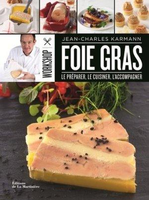 Foie gras - de la martiniere - 9782732476742 -