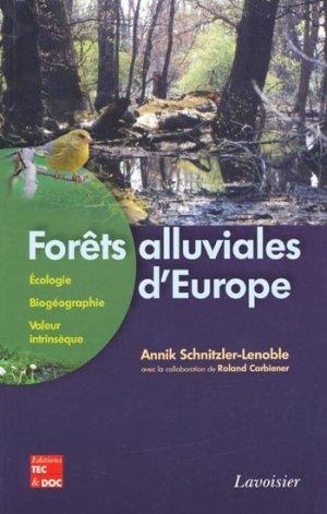 Forêts alluviales d'Europe - lavoisier / tec et doc - 9782743009359 -