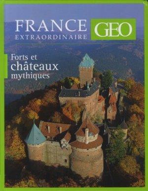 Forts et châteaux mythiques - prisma - 9782810420575 -