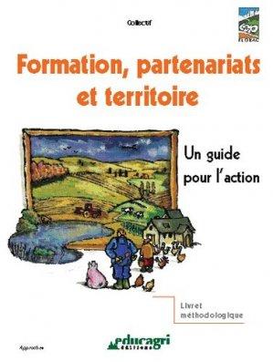 Formation, partenariats et territoires - educagri - 9782844442000 -