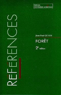 Forêt - synthèse agricole - 9782910340193 -