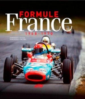 Formule France 1968-1970 - l'autodrome - 9782910434618 -