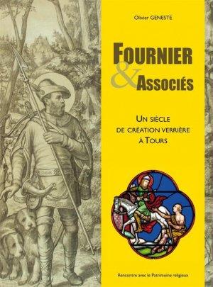 Fournier et associés - rencontre avec le patrimoine religieux - 9782911948459 -
