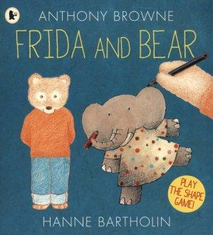 FRIDA AND BEAR  - walker books - 9781406365573 -