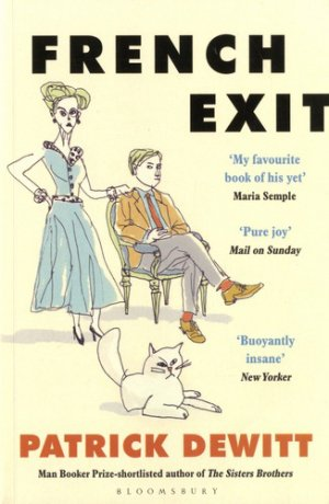 French Exit - bloomsbury - 9781526601193 -