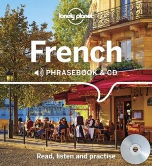 French Phrasebook - lonely planet - 9781786571700 -