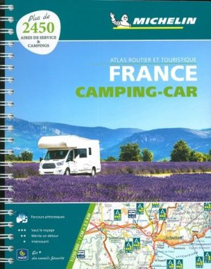 France camping-car - Michelin - 9782067242296 -