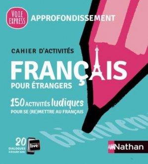 Français pour étrangers - Nathan - 9782091673561 -