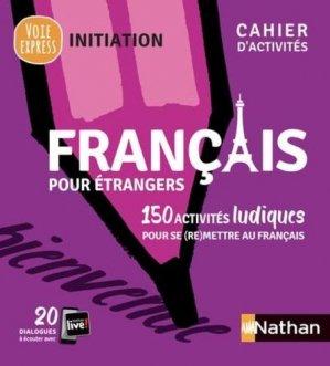 Français pour étrangers - Nathan - 9782091673608 -