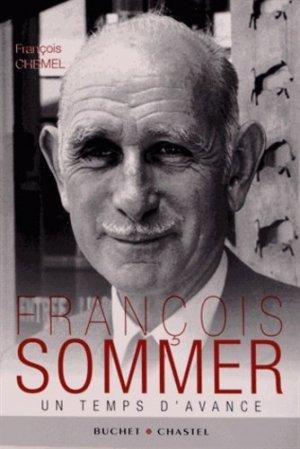 François Sommer - buchet chastel - 9782283026281 -