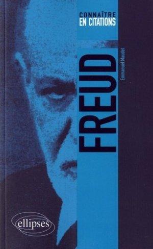 Freud - ellipses - 9782340016514 -