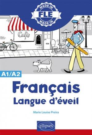 Français langue d'éveil - ellipses - 9782340029156 -