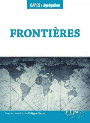 Frontières - ellipses - 9782340040649 -