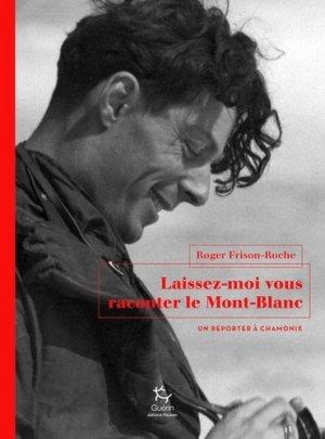 Frison du Mont-Blanc - guérin - 9782352212904