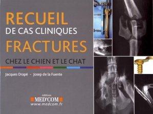 Fractures chez le chien et le chat-med'com-9782354032470