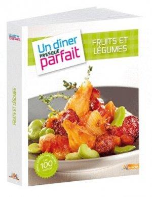 Fruits et légumes - m6  - 9782359850772 -