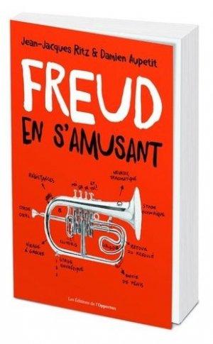 Freud en s'amusant - de l'opportun - 9782360759989 -