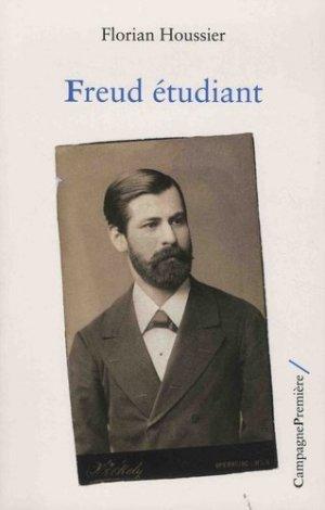 Freud étudiant - campagne première - 9782372060486 -
