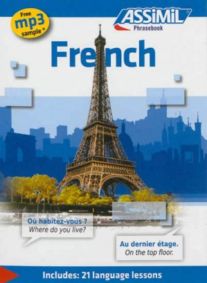 French Phrasebook - assimil - 9782700505740