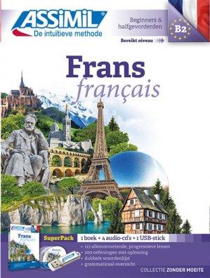 Frans - Super Pack USB - assimil - 9782700581034