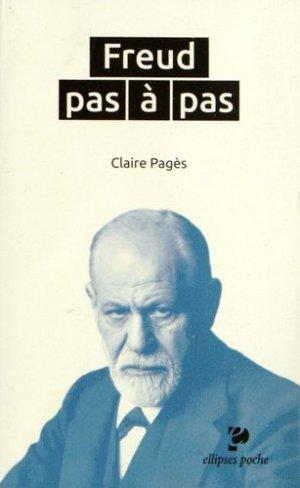 Freud pas à pas - ellipses - 9782729889982 -