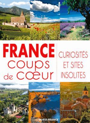 France coups de coeur - ouest-france - 9782737374531 -