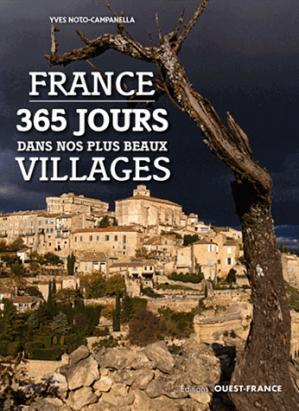 France - 365 jours dans nos plus beaux villages - ouest-france - 9782737375293 -