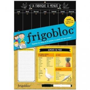 Frigobloc. La fabrique à menus - Play Bac - 9782809660883 -
