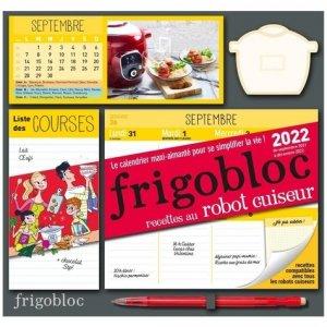 Frigobloc hebdomadaire robot-cuiseur - Play Bac - 9782809675306 -