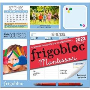 Frigobloc Montessori - Play Bac - 9782809675313 -