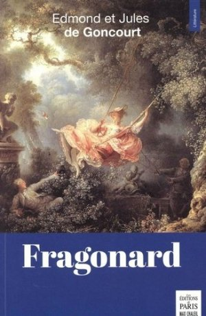 Fragonard - Les Editions de Paris - Max Chaleil - 9782846212182 -