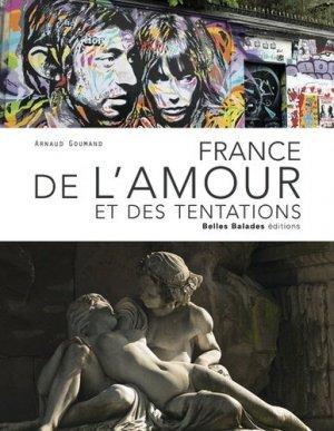 France de l'amour et des tentations - Dakota Editions - 9782846404457 -