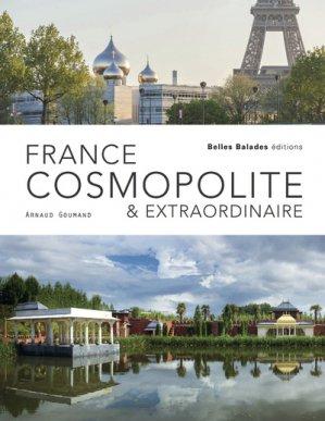 France cosmopolite - belles balades - 9782846404464 -