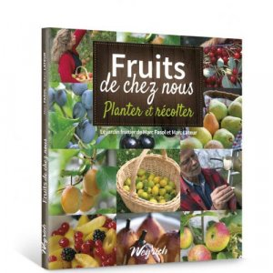Fruits de chez nous - weyrich - 9782874891243