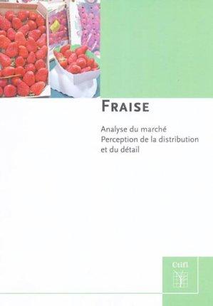 Fraise - ctifl - 9782879113197