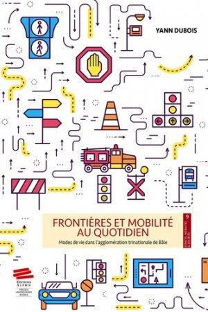 Frontières et mobilité au quotidien - alphil - 9782889302222 -