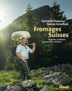 Fromages suisses - glenat - 9782940446179 -