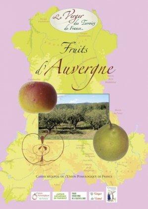 Fruits d'Auvergne - Naturalia Publications - 9782953588378 -