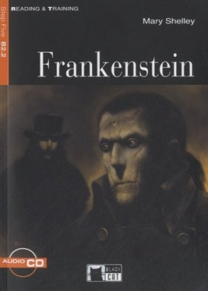 Frankenstein - black cat - cideb - 9788853008374 -