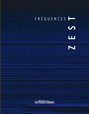 Fréquences - presses litteraires - 9791031005454 -