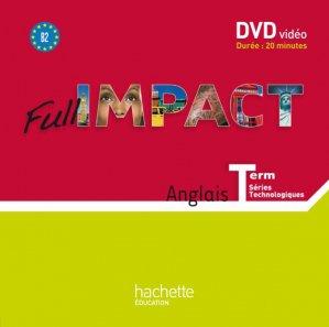 Full impact Term. séries technologiques - DVD - Ed. 2012 - hachette - 3095561959505 -