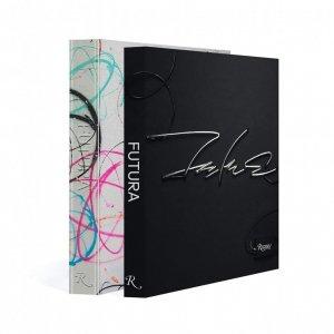 Futura Deluxe Edition The Artist's Monograph - rizzoli - 9780847870219 -